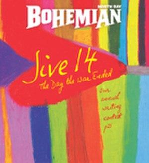 North Bay Bohemian - Image: Bohemian cover 10 17 07