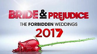 Bride & Prejudice (TV series) - Image: Bride & Prejudice promotional title card