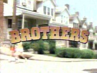 Brothers (1984 TV series) - Brothers opening title sequence