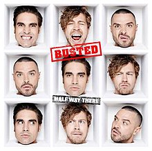 Image result for Busted - Half Way There
