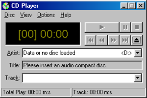 CD Player (Windows) - Wikipedia