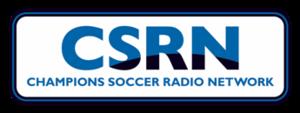 Champions Soccer Radio Network - Image: CSRN Logo 1