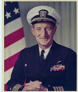 Frederick T. Moore Jr. United States Navy officer