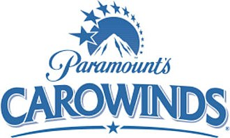 Paramount Parks - This was the logo used by Carowinds when it was a Paramount Park