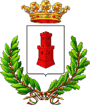 Castelraimondo - Image: Castelraimondo Stemma