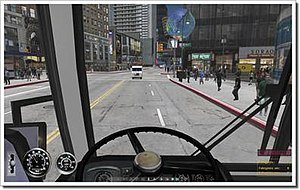 City Bus Simulator - City Bus Simulator Ingame