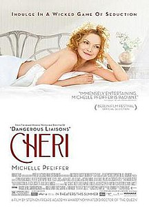 <i>Chéri</i> (film) 2009 film directed by Stephen Frears