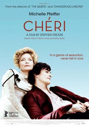 Chéri (film) - Promotional film poster