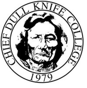 Chief Dull Knife College - Image: Chief Dull Knife College logo