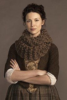 Claire Fraser (character) fictional character in the Outlander series