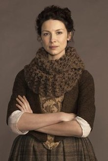 Claire Fraser Character Wikipedia