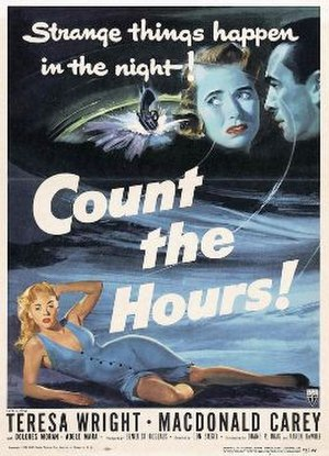 Count the Hours - Theatrical release poster