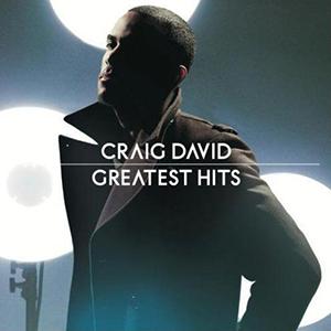 Greatest Hits (Craig David album) - Image: Craig David Greatest Hits album cover