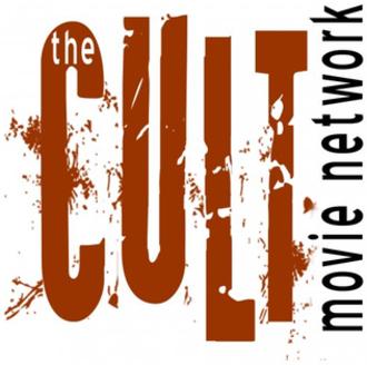 The Cult Movie Network - Original logo (2010-2012)