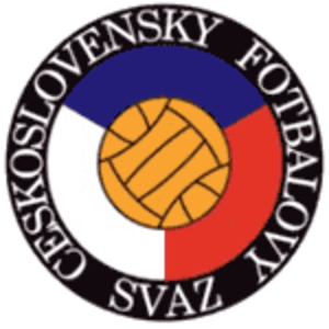 Czechoslovakia national under-21 football team - Image: Czechoslovakia FA