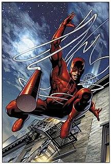 Daredevil (Marvel Comics character) American comic book superhero