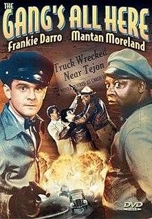 <i>The Gangs All Here</i> (1941 film) 1941 film