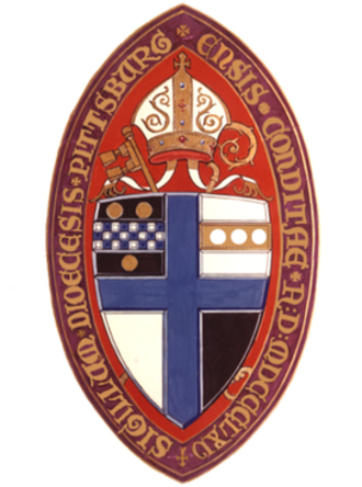 Episcopal Diocese of Pittsburgh - Seal of the Episcopal Diocese of Pittsburgh