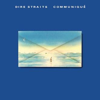 Communiqué (Dire Straits album) - Image: Dire Straits Communique