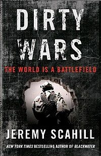 Dirty Wars, The World Is a Battlefield - book cover - 01.jpg