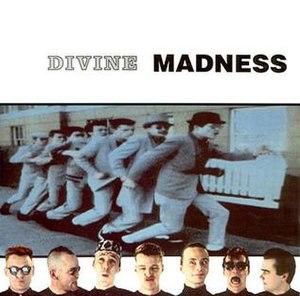 Divine Madness (Madness album) - Image: Divinemadness