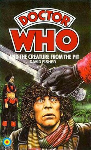 The Creature from the Pit - Image: Doctor Who and the Creature from the Pit