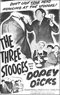 <i>Dopey Dicks</i> 1950 film by Edward Bernds