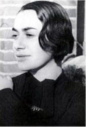 Dora Gerson - Dora Gerson in circa 1922 publicity photograph