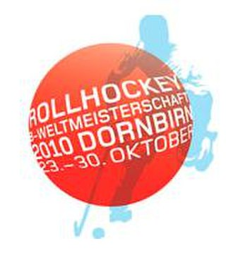 2010 FIRS Men's B-Roller Hockey World Cup - Image: Dornbirn 2010
