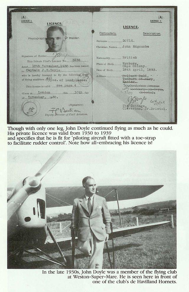 324bdeb50e636d John Doyle (RAF officer) - Wikiwand
