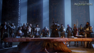 Characters of <i>Dragon Age: Inquisition</i>