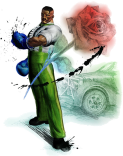 Dudley (<i>Street Fighter</i>) Street Fighter character