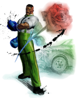 Dudley (Street Fighter) - Image: Dudley (Street Fighter)