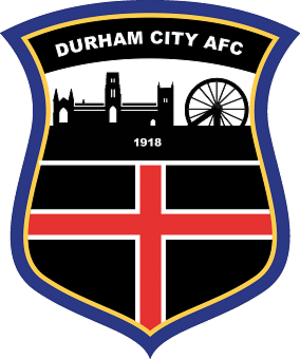 Durham City A.F.C. - Image: Durham City Badge