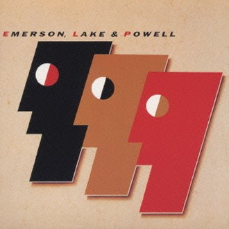 Emerson, Lake & Powell (album) - Image: Emerson, Lake & Powell Emerson, Lake & Powell (1986) Front Cover