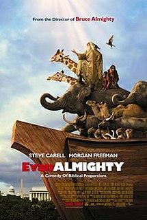 <i>Evan Almighty</i> 2007 American film by Tom Shadyac