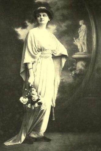 Evelyn, Princess Blücher - Image: Evelyn von Wahlstatt