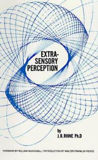 Extrasensory Perception (book) - Cover