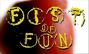 Fist of Fun - Image: Fistof Fun Titles