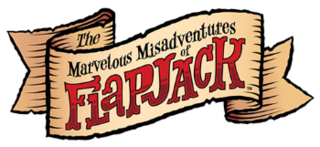 <i>The Marvelous Misadventures of Flapjack</i> American animated television series