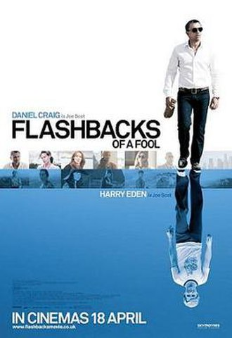 Flashbacks of a Fool - Theatrical release poster