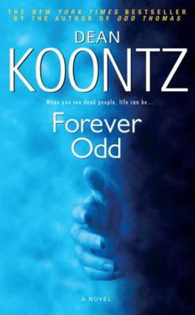 Picture of a book: Forever Odd
