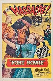 <i>Fort Bowie</i> (film) 1958 film by Howard W. Koch