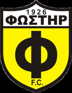 Fostiras F.C. Football club