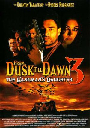 From Dusk Till Dawn 3: The Hangman's Daughter - Poster for From Dusk Till Dawn 3: The Hangman's Daughter