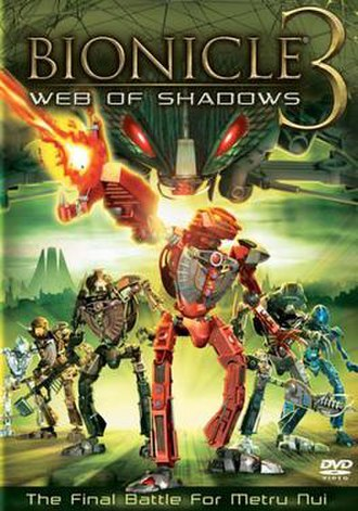 Bionicle 3: Web of Shadows - Image: Fus