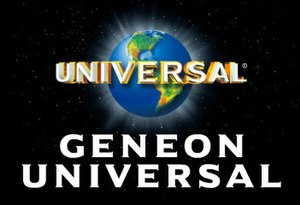 NBCUniversal Entertainment Japan - Former logo for Geneon Universal used from February 1, 2009, to December 9, 2013, before it became NBCUniversal Entertainment Japan.