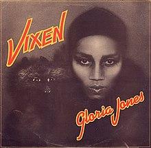 Vixen (Gloria Jones album) - Wikipedia