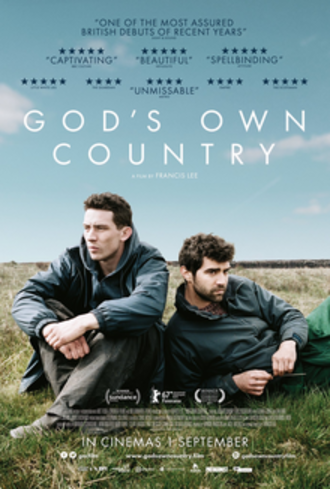 God's Own Country (2017 film) - British release poster