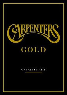 <i>Gold: Greatest Hits</i> (video) 1991 video by Carpenters